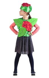 Детский костюм Прекрасной Розы