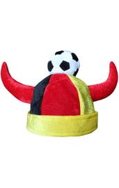 Детская шляпа футбольного болельщика