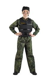 Детский костюм юного бойца Спецназа