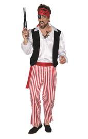 Костюм Беспощадного Пирата