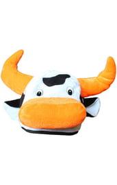 Детская шляпа Рыжая корова