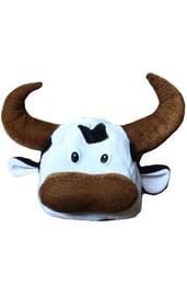 Детская шляпа Коричневая корова