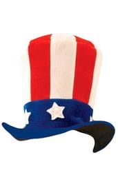 Детская шляпа Американский флаг