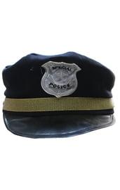 Детская фуражка полицейского