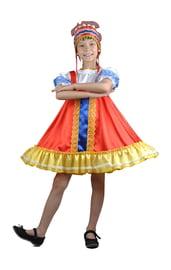 Детский костюм Яркая Кадриль