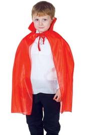 Детский красный плащ вампира