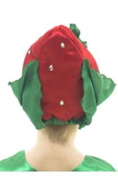 Карнавальная шапочка Клубничка