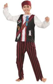 Детский костюм храброго пирата