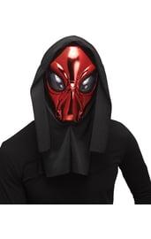 Красная маска пришельца