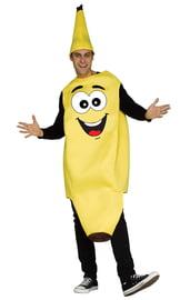 Взрослый костюм Забавного Банана