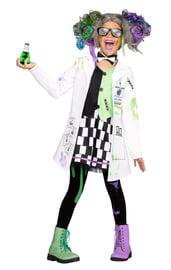 Детский костюм Сумасшедшей Ученой