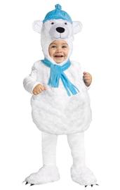 Костюм Полярного мишки для малыша