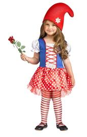 Детский костюм малышки Гномэссы