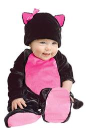 Костюм Черно-розовой кошечки для малыша