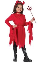 Детский костюм маленькой дьяволицы
