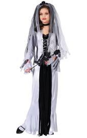 Детский костюм Темной невесты