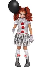 Детский костюм Жуткой Клоунэссы