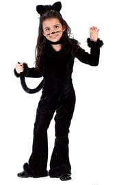 Детский костюм Черной кошечки