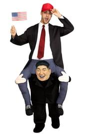 Костюм Верхом на Ким Чен Ыне
