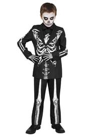 Детский костюм Мистера Скелета