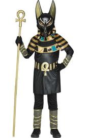 Детский костюм Анубиса