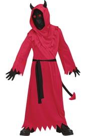 Детский костюм красного Чертенка