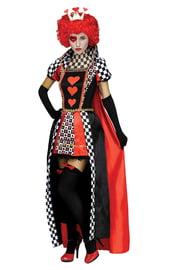 Взрослый костюм Королевы сердец