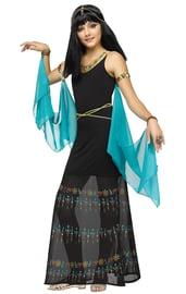 Детский костюм Египетской королевы