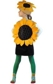 Детский костюм золотого Подсолнуха