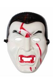 Маска Вампира с кровавыми зубами