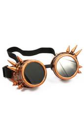 Бронзовые очки Стимпанк