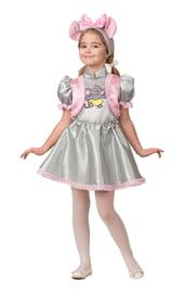 Детский костюм Мышки в платье