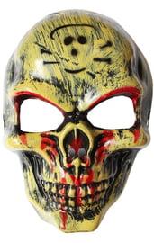 Маска кровавого черепа
