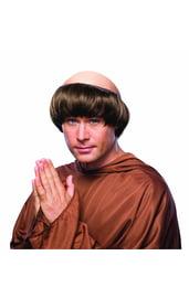 Парик монаха