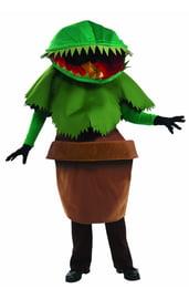 Взрослый костюм Жуткое Растение