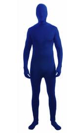 Зентай костюм Синий