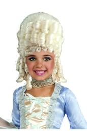 Детский парик Марии Антуанетты