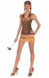Костюм Принцессы индейцев в платье