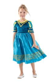 Детское платье принцессы Мериды