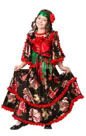 Детский костюм Цыганки Азы