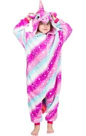 Детский кигуруми Галактический Единорог