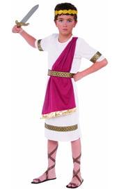 Детский костюм римского Цезаря