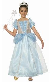 Детский костюм Волшебницы в голубом