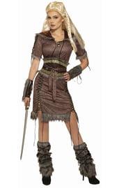 Костюм Отважной девушки викинга