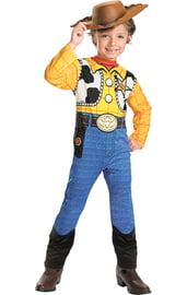Детский костюм шерифа Вуди История Игрушек