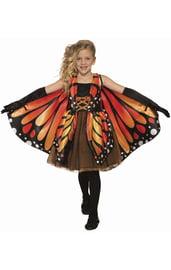 Детский костюм Яркой Бабочки