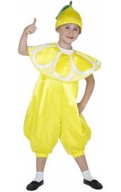 Карнавальный костюм Лимона
