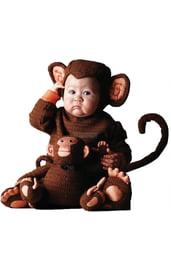 Детский костюм маленькой Обезьянки