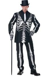 Костюм Мистера скелета