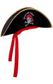 Шляпа пирата Грозы семи морей